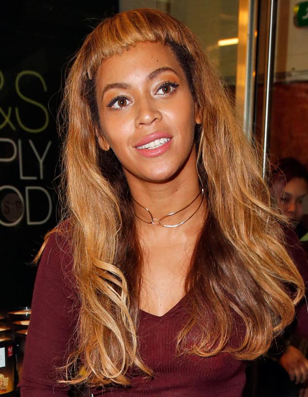 Beyonce Knowles, Bangs