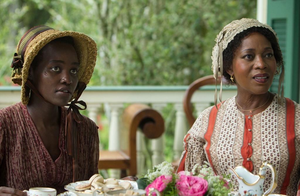 12 Years a Slave, Alfre Woodard, Lupita Nyong'o