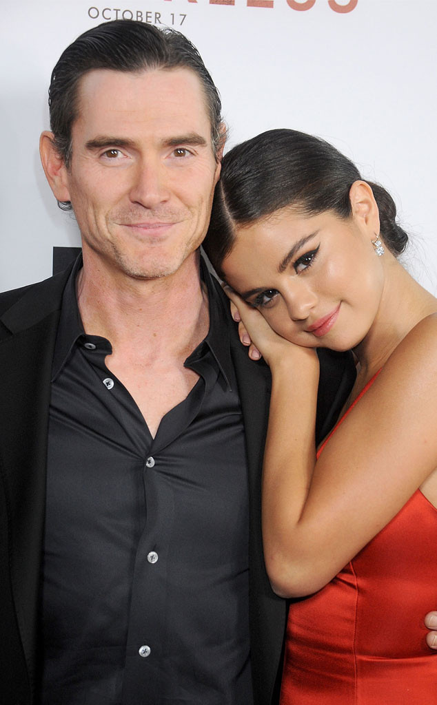 Billy Crudup, Selena Gomez