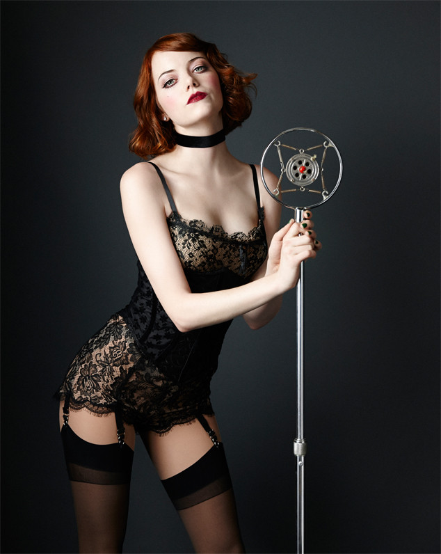 Emma Stone, Cabaret