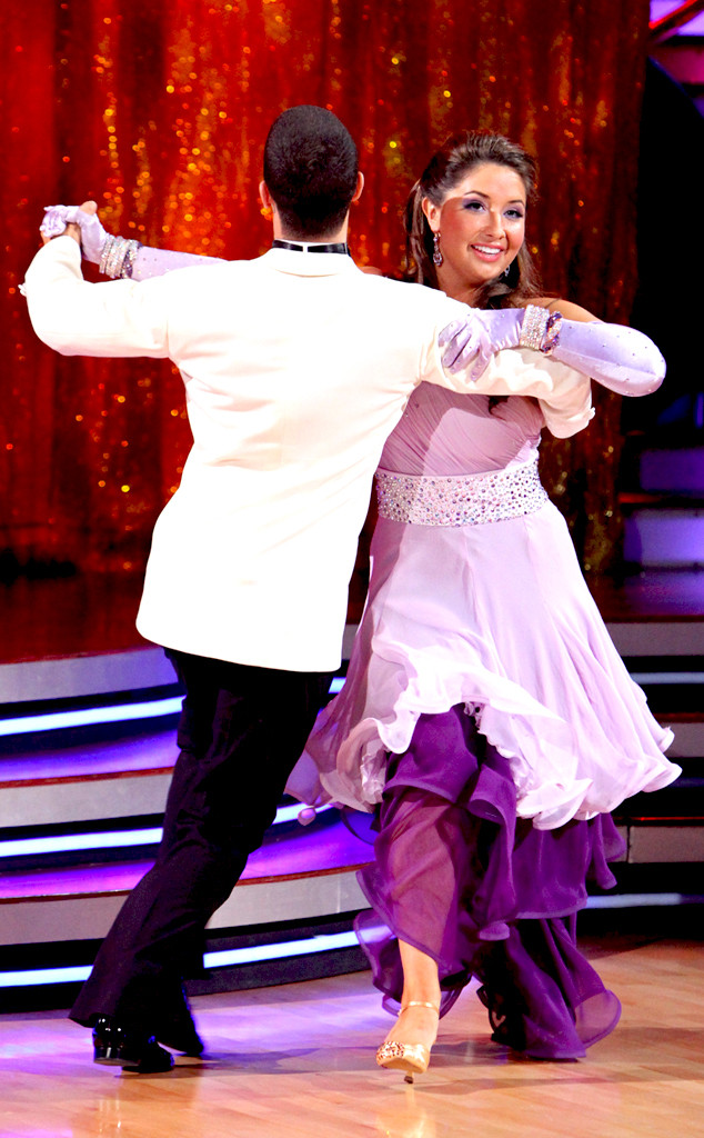 Bristol Palin, Mark Ballas, DWTS