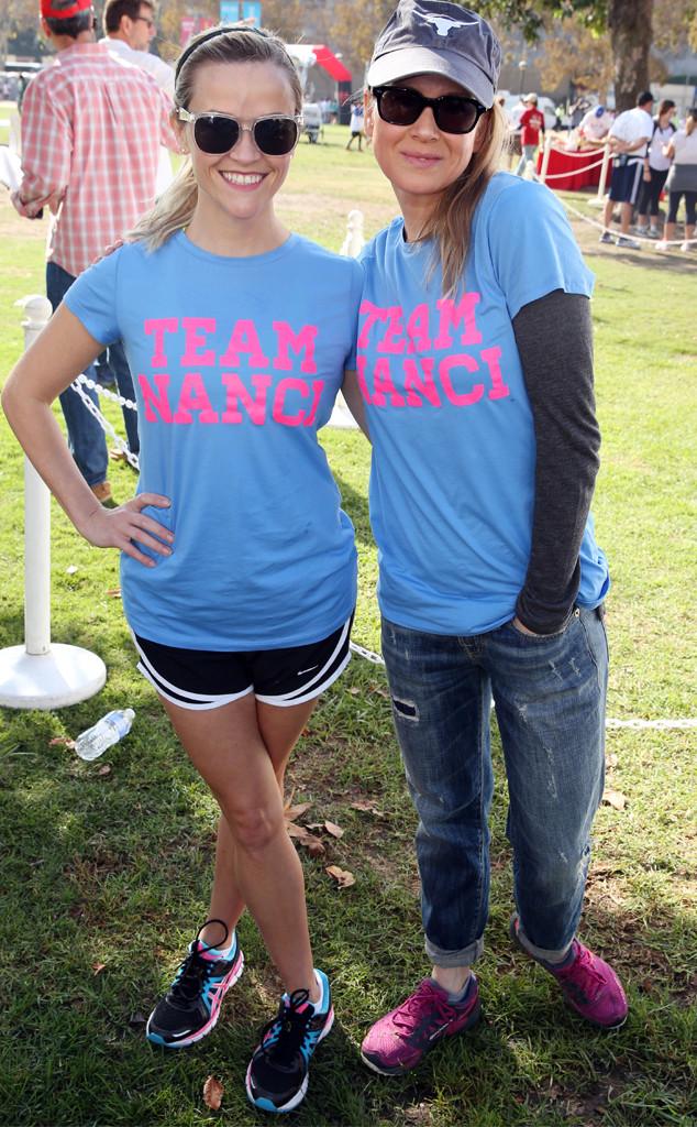 Reese Witherspoon, Renee Zellweger