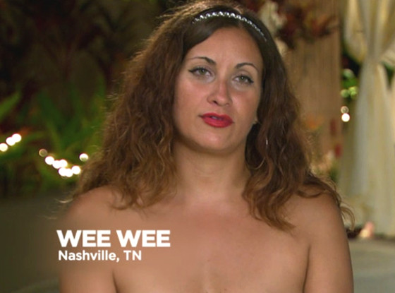 Dating Naked, Christina 'Wee Wee' Porcelli