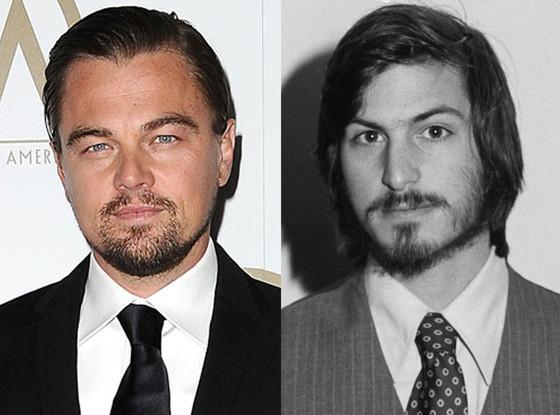Leonardo DiCaprio, Steve Jobs