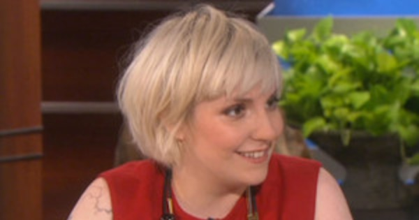 Lena Dunham Reacts To Ghostbusters 3 Rumors, Reveals Her -9432