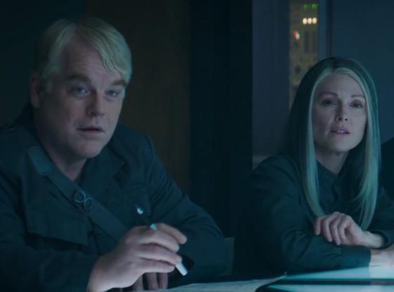 Hunger Games, Mocking Jay Trailer