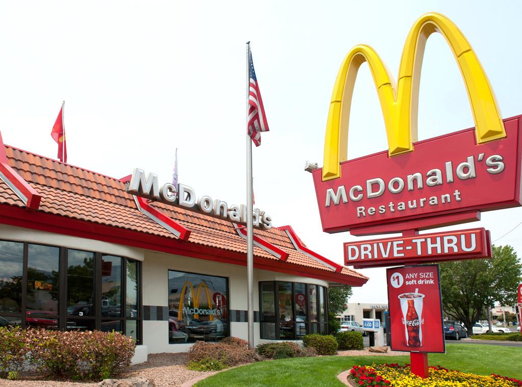 McDonald's Resturant, Golden Arches