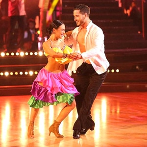 Is val from dancing with the stars still hookup janel