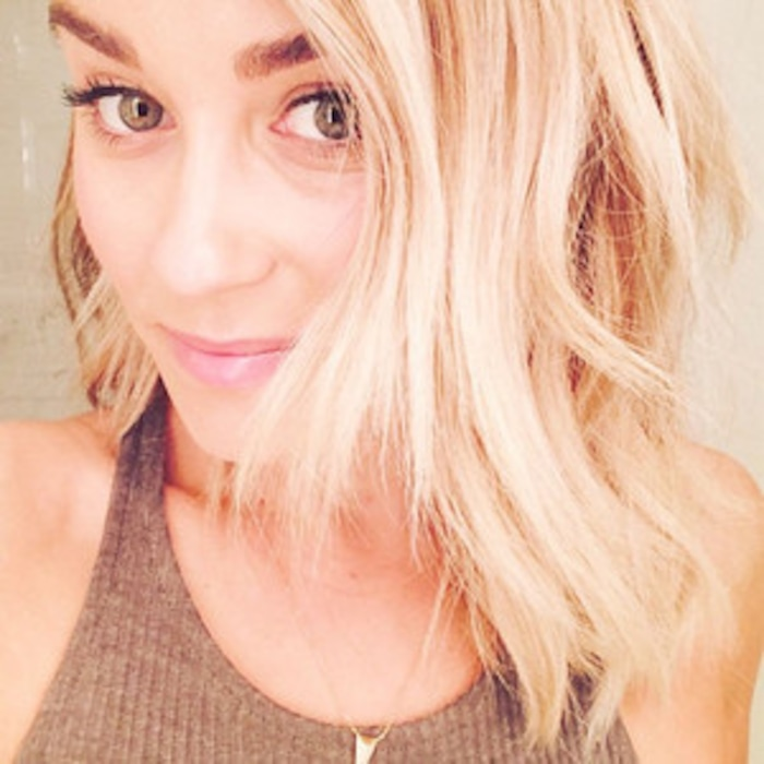 Lauren Conrad Gets Her First Haircut In Yearssee The Pic E News