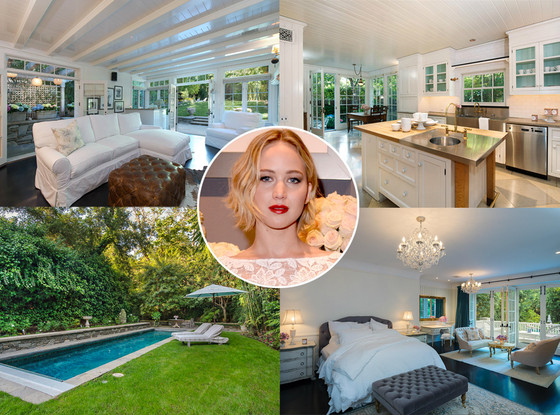 Jennifer Lawrence, House