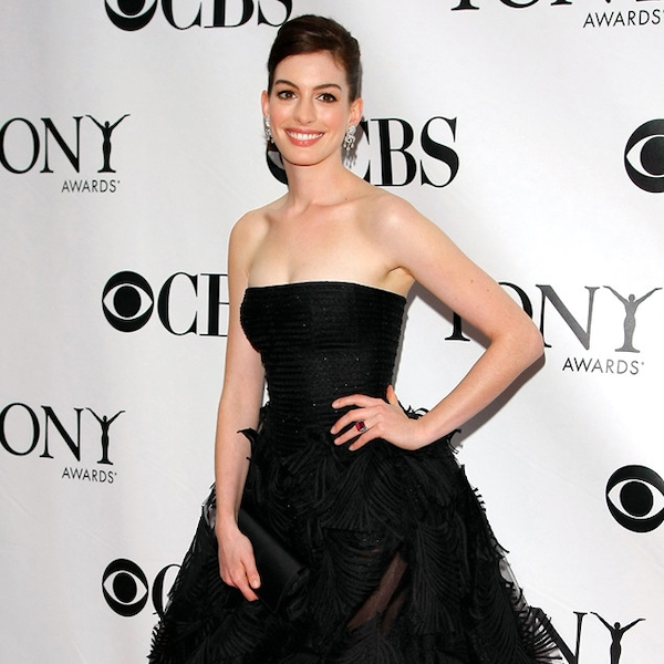 2069 Best Images About Anne Hathaway On Pinterest: Black Swan From Anne Hathaway's Best Looks