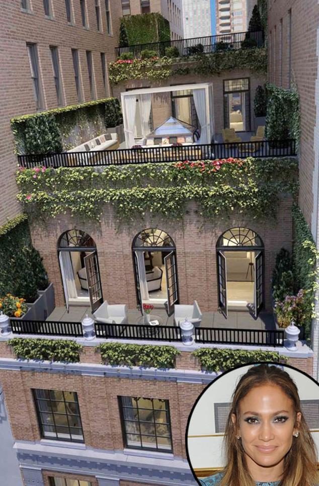 The Whitman Apartments, Jennifer Lopez