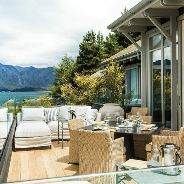 Camino Real Hotel Weddings: Owner's Cottage At Matakauri Lodge From World's Most