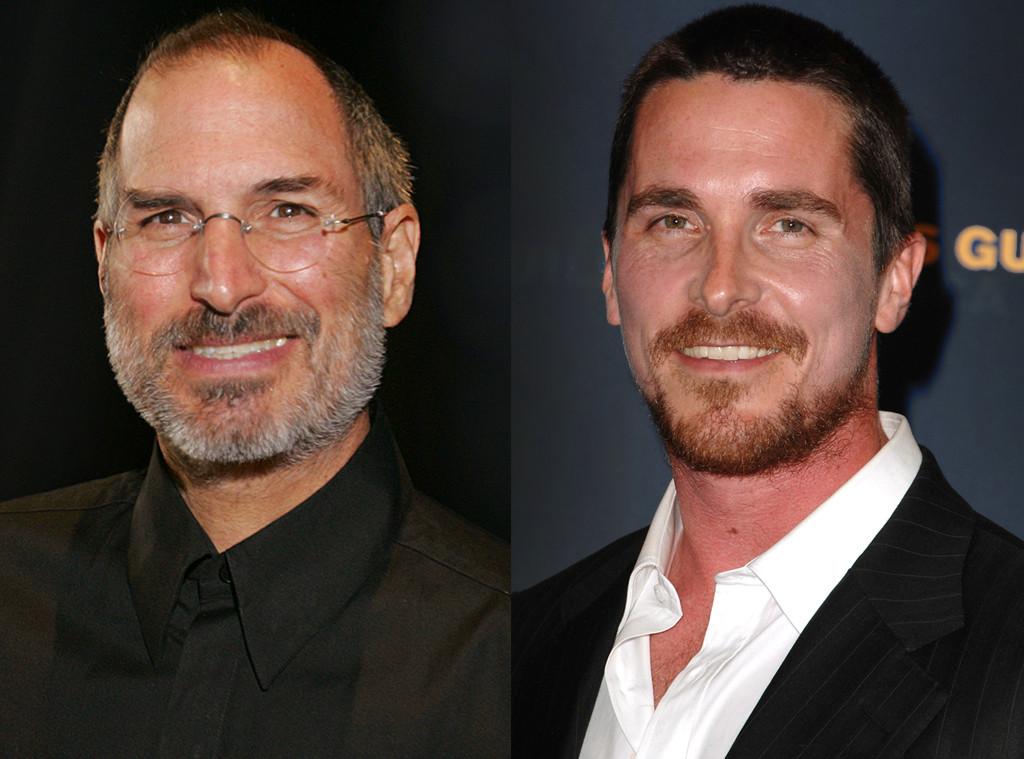 Steve Jobs, Christian Bale