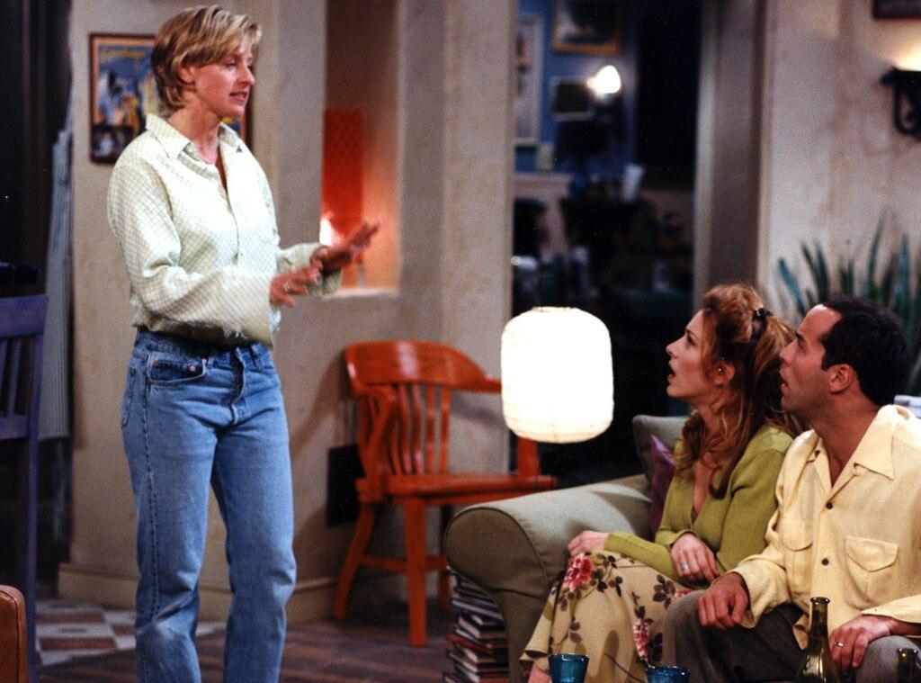 Ellen, LGBT TV History