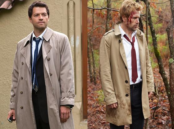Who wore it best supernaturals castiel vs constantines john matt ryan misha collins constantine supernatural ccuart Gallery