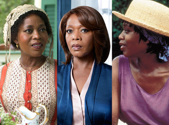 12 Years a Slave, State of Affairs, Passion Fish, Alfre Woodard