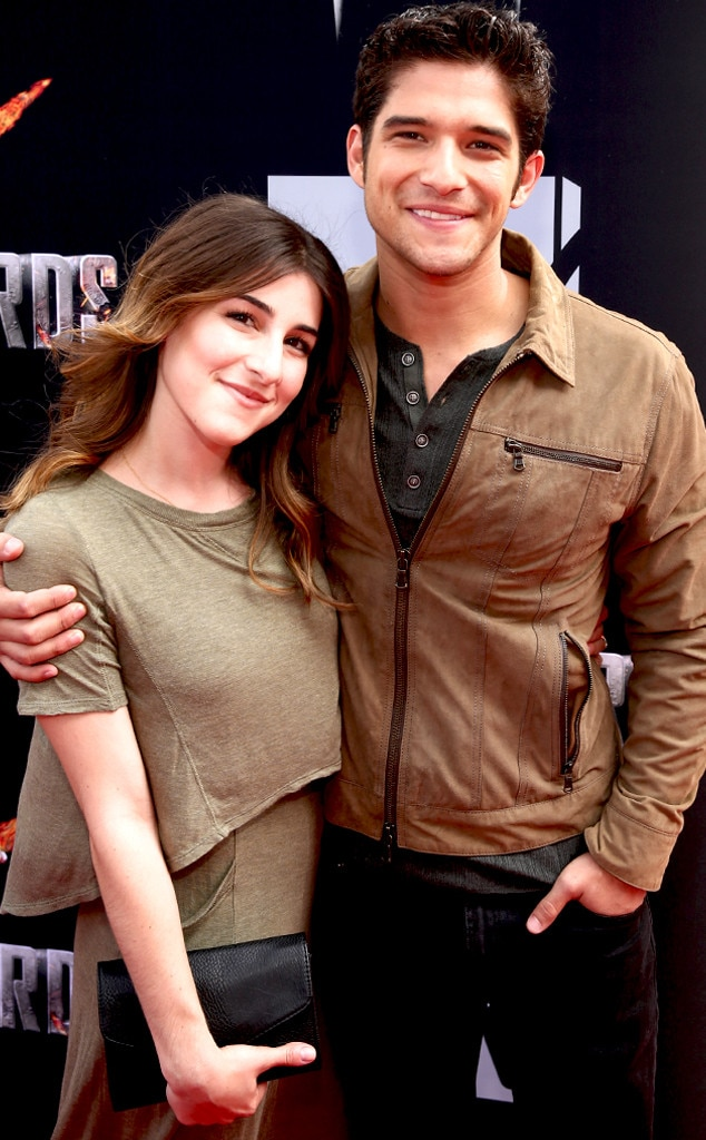 Tyler posey dating life