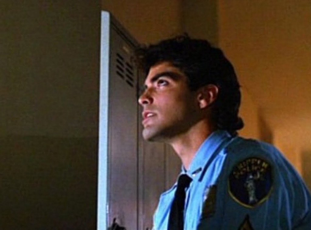 George Clooney - Return to Horror High