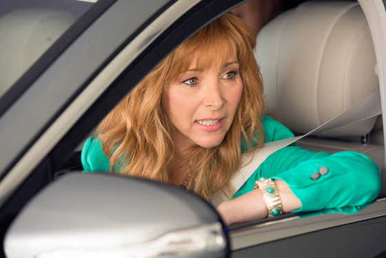 Lisa Kudrow, The Comeback