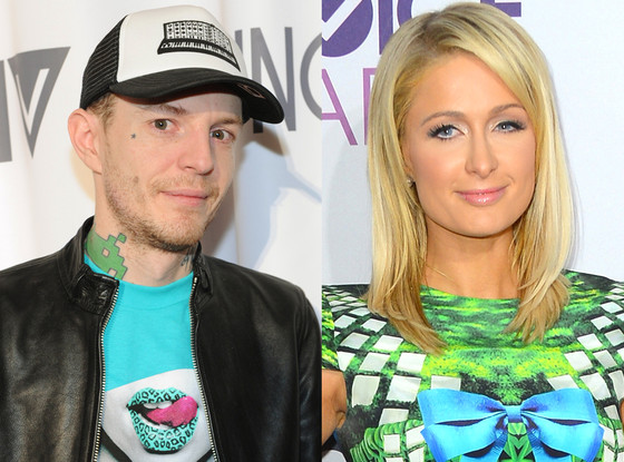 Deadmau5, Paris Hilton