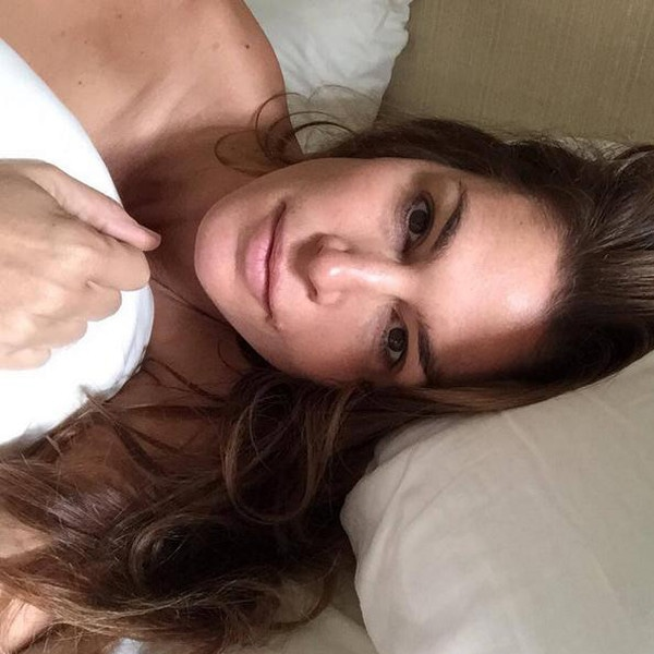 Cindy Crawford, Twitter