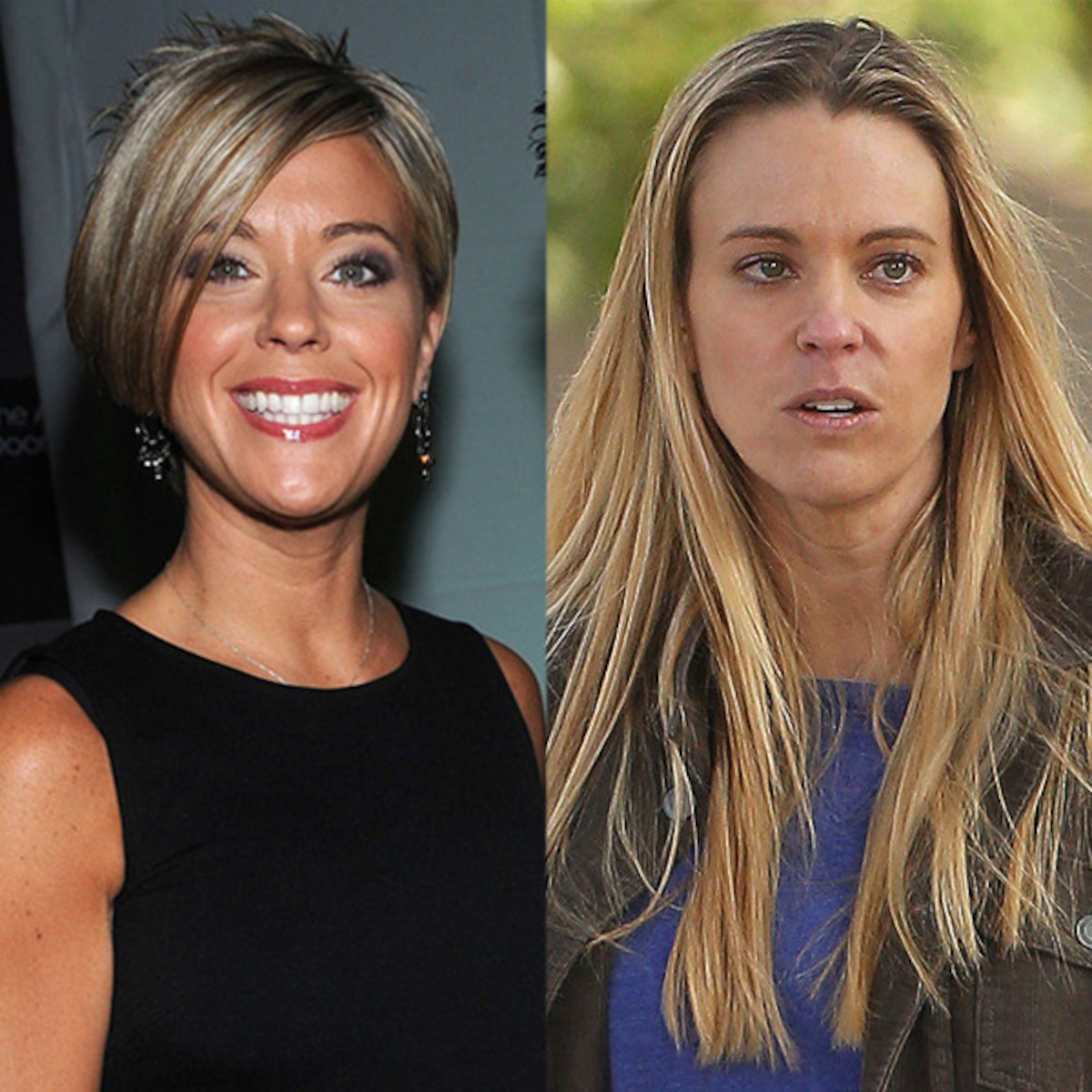 Kate Gosselin S Hair Through The Years See The Transformation E Online