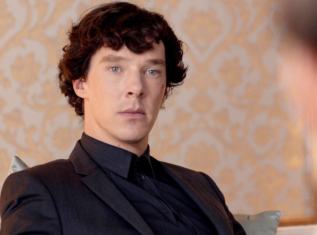 Benedict Cumberbatch Describes What Sex With Sherlock Would