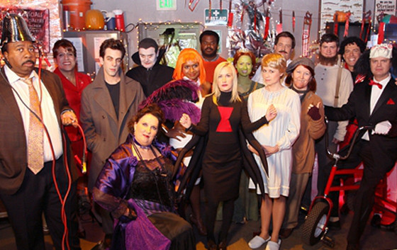 Best Halloween costumes on TV, The Office