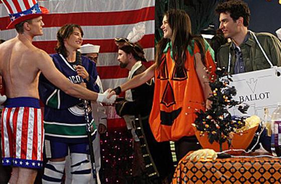 Best Halloween costumes on TV, How I Met Your Mother