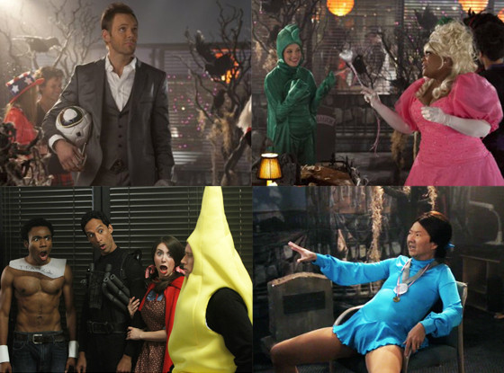 Best Halloween costumes on TV, Community