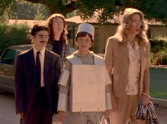 Best Halloween costumes on TV, Freaks and Geeks