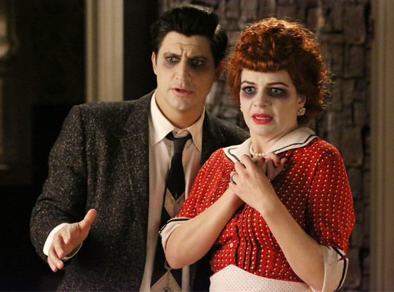 Best Halloween costumes on TV, Marry Me