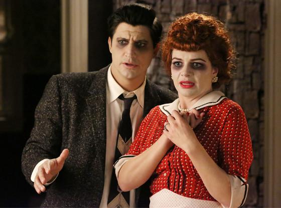 Best Halloween costumes on TV, Marry Me