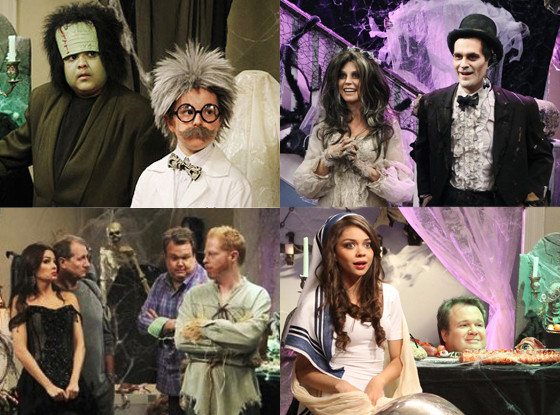 Best Halloween costumes on TV, Modern Family
