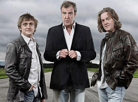 Top Gear, Jeremy Clarkson, James May, Richard Hammon