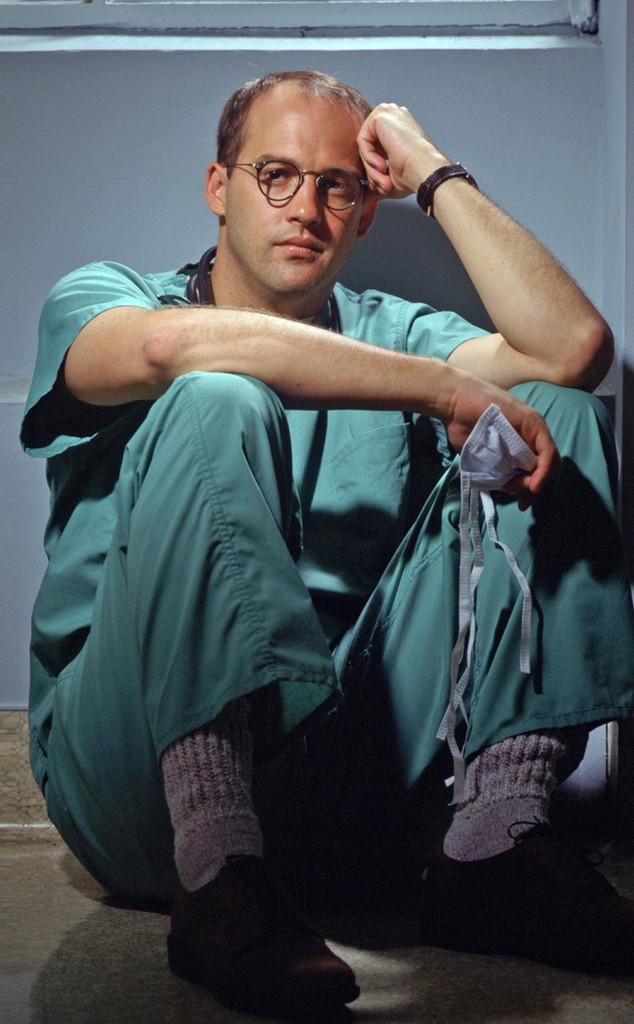 Anthony Edwards, ER