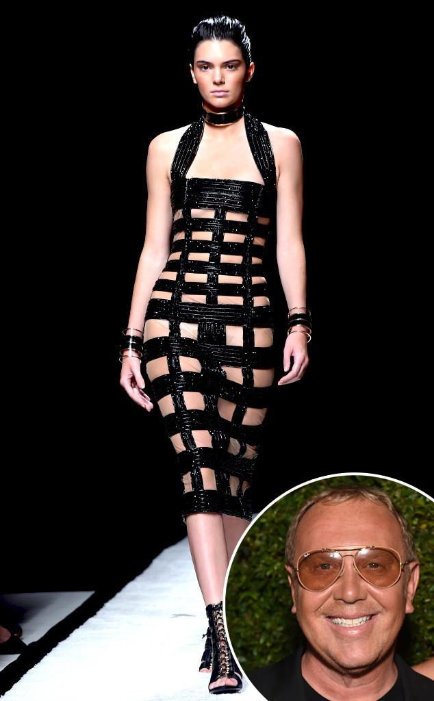 Kendall Jenner, Michael Kors