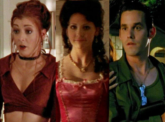 Best Halloween costumes on TV, Buffy the Vampire Slayer