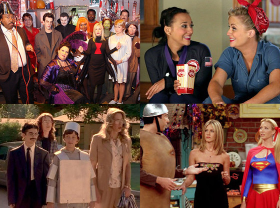 Best Halloween costumes on TV