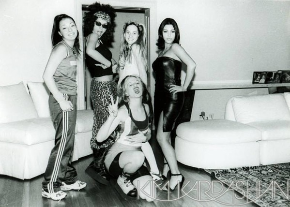 Kardashians Halloween
