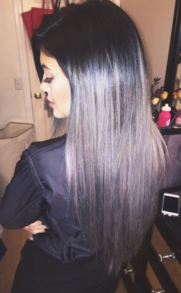 Kylie Jenner Debuts New Look After Accidental Haircut E Online
