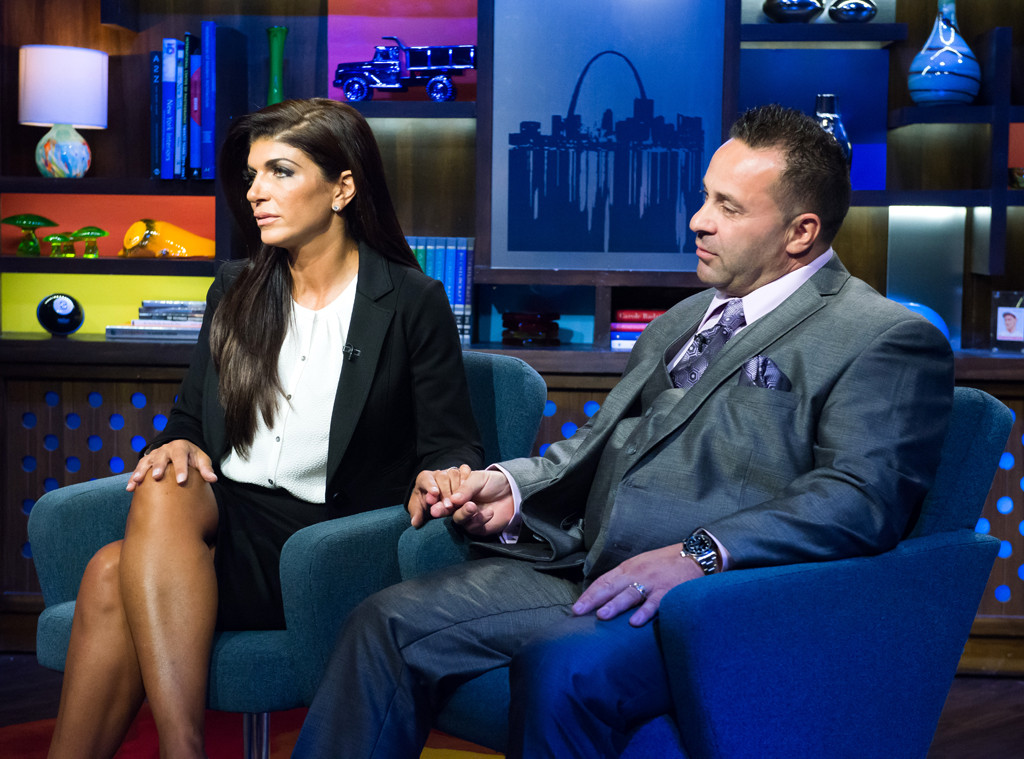 Watch What Happens Live, Teresa Giudice, Joe Giudice