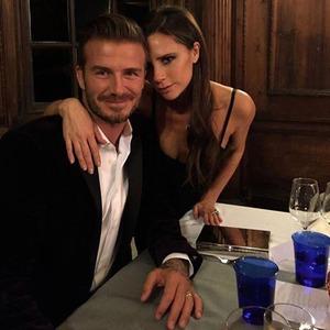 Victoria Beckham, David Beckham, Twitter