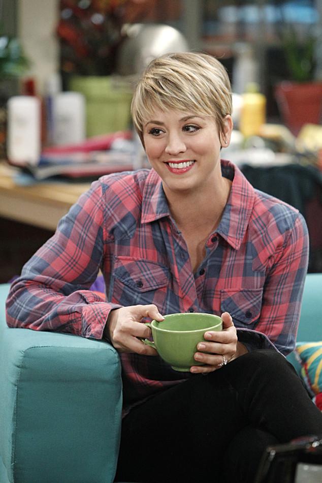 The Big Bang Theory, Kaley Cuoco-Sweeting