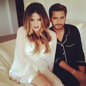 Scott Disick, Khloe Kardashian