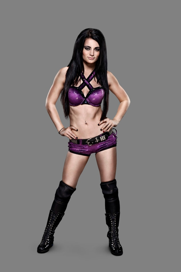Paige From The Hottest Wwe Divas  E News-8475