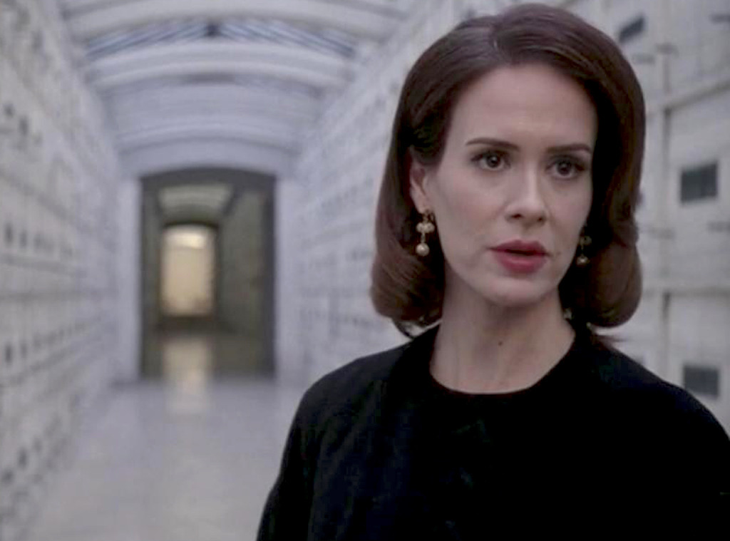 American Horror Story: Asylum, Insane Moments, Sarah Paulson