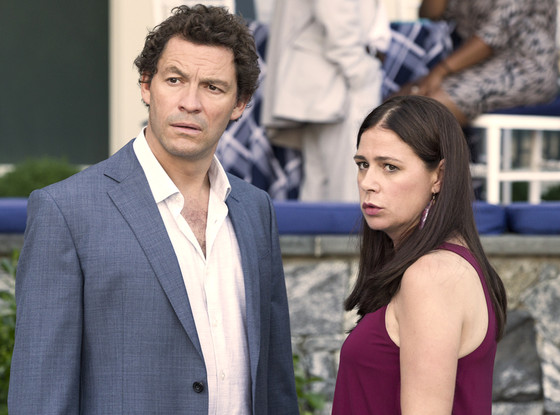 Maura Tierney, Dominic West, The Affair