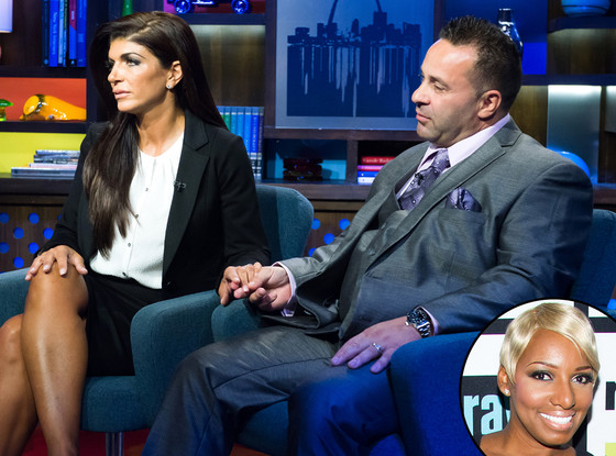 Watch What Happens Live, Teresa Giudice, Joe Giudice, Nene Leakes